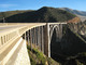 Bixby bridge perspective, Big Sur, CA
